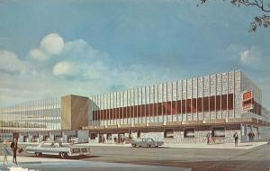 Beatrice Nebraska~National Bank & Trust Company~1960s Artist Conception~Postcard
