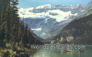 Canada Victoria Glacier Lake Louise, Canadian Rockies