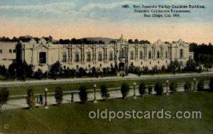 Panama - California Exposition, San Diego 1915, Postcard Post Card Unused