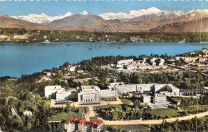 Lot 61 switzerland geneve geneva  palace of nations nations and white mont blanc