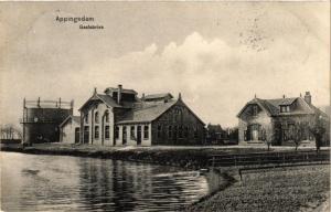 CPA APPINGEDAM Gasfabriek NETHERLANDS (706227)