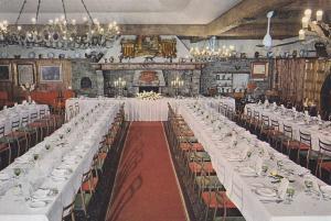 Postal 61120 : Casal de L Espluga de Francoli. Disposicio per a bodes i banquets