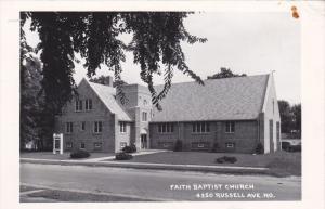RP; Faith Baptist Church, Russell Avenue, MINNEAPOLIS, Minnesota, 1950s