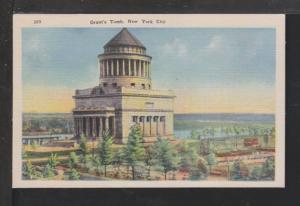 Grant's Tomb,New York,NY Postcard