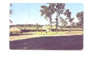 Tom Sawyer Motor Inns, Elmira,  Albany, New York, Used 1955