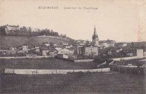 MEXIMIEUX, Ain, France, 1900-1910's; Quartier Du Fouilloux