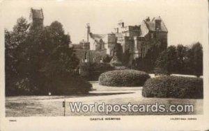 Castle Wemyss Scotland, Escocia 1911