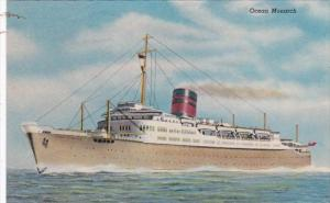 Furness Bermuda Line Ocean Monarch