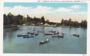 North Carolina Brevard A Part Of The Flotilla Camp Sapphire