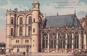 France St Germain en Laye Le CHateau Le Musee