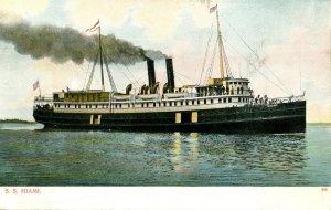 Elders & Fyffes, Ltd. - SS Miami