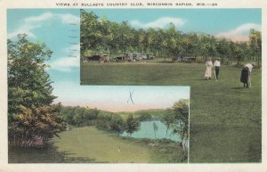 Wisconsin Rapids , 1941 ; Country Club , GOLF