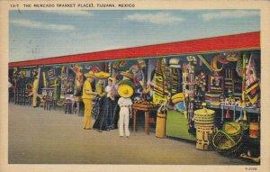 Mexico Tijuana The Mercado Market Place sk7576
