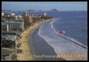 Mazatlan - Playas de la Zona Dorada