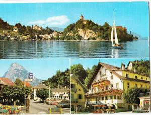 Austria, Traunkirchen, 1975 used Postcard