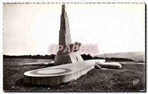 Etretat - Monument Nungesser and Coli - Old Postcard