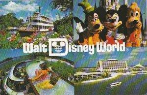 Florida Orlando Walt Disney World 1983