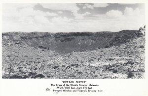 RP: RT 66 , Meteor Crater , Arizona , 1930-40s ; Frashers X8083
