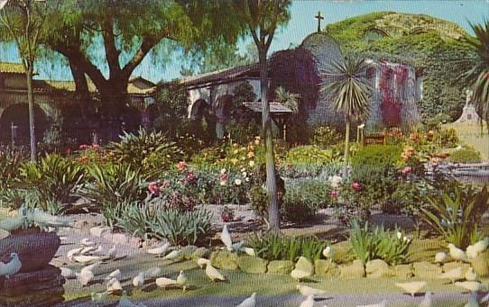 California San Juan Capistrano Mission Founded Nov 1st 1776 1971