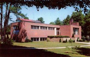 Michigan Hillsdale Wilbur J Carr Memorial Library Hillsdale College