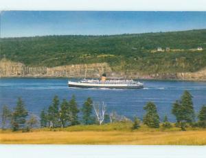 Pre-1980 TOWN VIEW SCENE St. Saint John & Digby Nova Scotia NS p9497