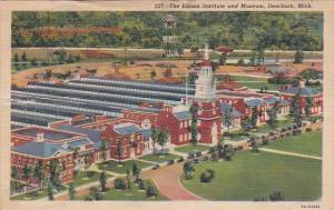 The Edison Institute And Museum Dearborn Michigan 1945