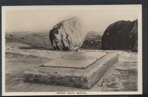 Zimbabwe Postcard - Rhodes Grave, Matopos     RS10785