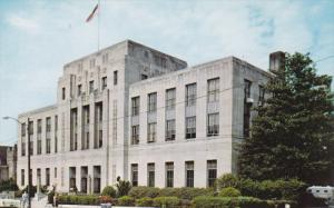 Post Office , GREENSBORO , North Carolina , 50-60s