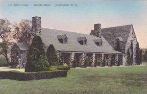 New York Oscawana Valeria Home The Club House Albertype