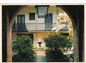 Louisiana New Orleans Bosque Courtyard 617 Chartres Street