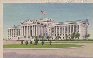 Oklahoma Oklahoma City Oklahoma State Capitol