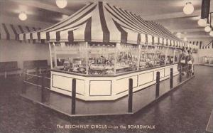 New Jersey Atlantic City Beech-Nut Circus On The Boardwalk
