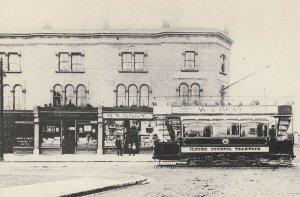 Barley Lane Seven Kings Essex in 1905 & High Road Postcard
