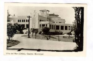 RP; Chile, VINA DEL MAR, Casino Municipal , 30-40s #2