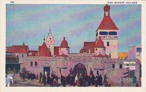Chicago World's Fair 1933 The Midget Village