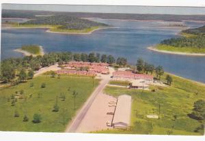Crow-Barnes Resort, BULLS SHOALS, Arkansas , PU-1968