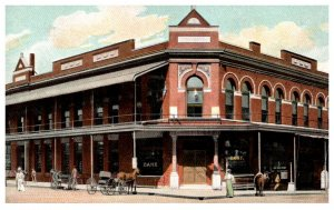 Ohio Guthrie  Oklahoma  Building