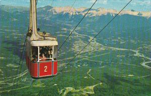Canada Jasper Sky Tram Jasper National Park Alberta