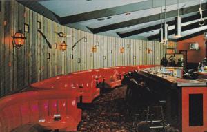 Lounge , Andy's Circle Inn Motor Motel , CALGARY , Alberta , Canada , 50-60s