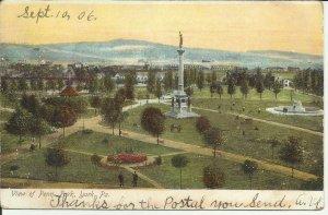 View Of Penn Park, York, Pa.