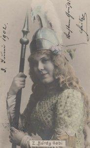 RP: Girl , Z. Bardy Gabi , 1902