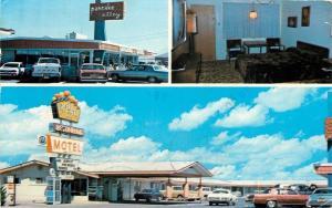 Las Cruces New Mexico~Royal Host Motel & Restaurant~Pancake Alley~Roadside