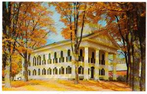 Windham Co Court House, Newfane VT
