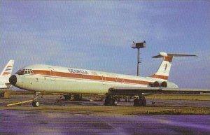 GEORGIA AIR IL-62 OK-FBF
