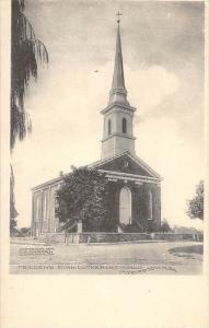 19874 PA, Myerstown, Frieden's Evan Lutheran  Church