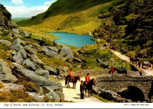 Ireland Co Kerry Gap Of Dunloe Near Killarney