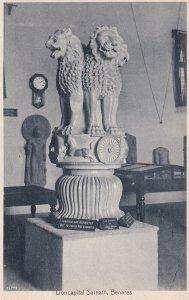 BENARES, India, 1930-1950s; Lioncapital Sarnath
