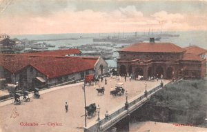 Colombo Ceylon, Ceylan Unused