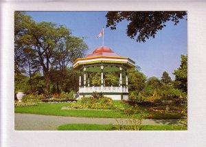 Band Stand, Public Gardens, Halifax Citadel, Nova Scotia,