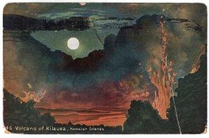 Volcano of Kilauea, Hawaiian Islands